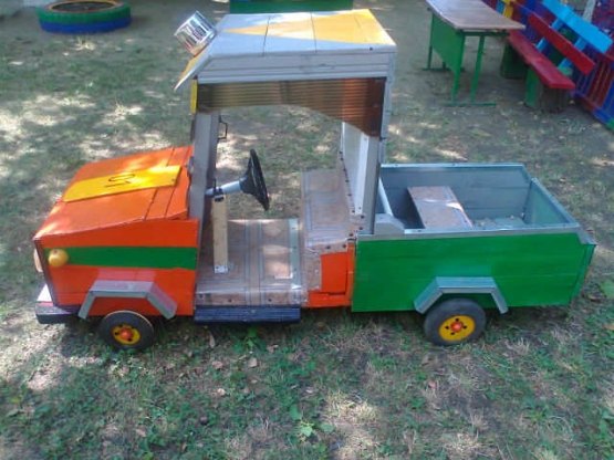 Украсить участок в детском саду своими руками летом фото 14