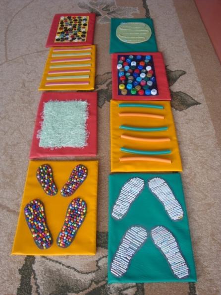 Для физкультуры в детском саду своими руками