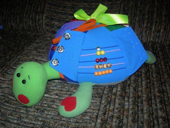 Развивающие игрушки в детский сад своими руками