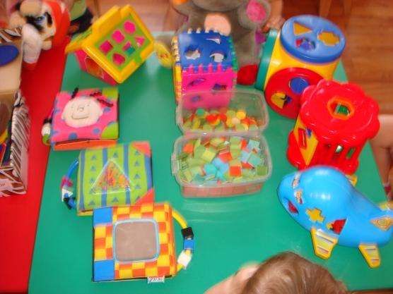 Сенсорное развитие детей раннего возраста доклад 3017