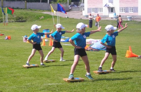 «Степ-аэробика для дошкольников». Из опыта работы