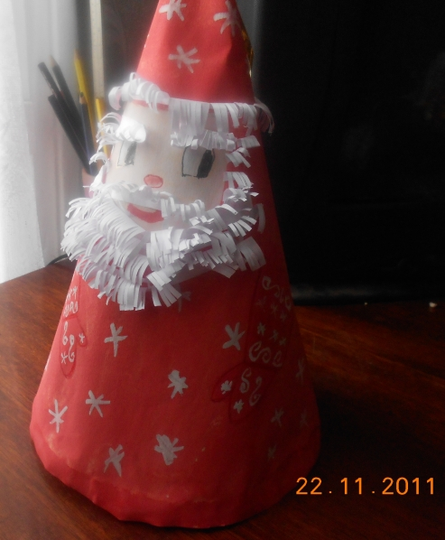 Поделки новогодние игрушки на елку