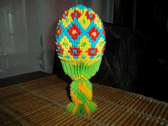 Пасхальное яйцо.