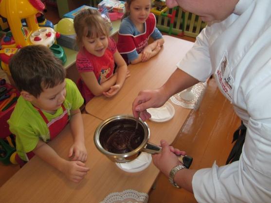 профессии знакомство в детском саду