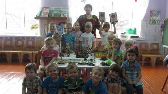 Конкурс совместного творчества родителей и детей «Осенние фантазии»