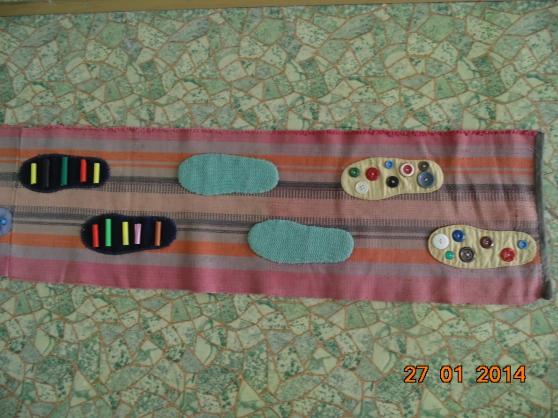 Массажный коврик ортопедический для ног своими руками