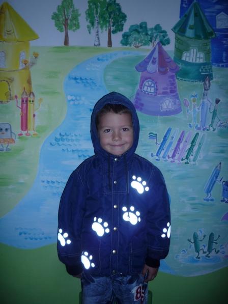 Оригинальные светоотражатели для детской одежды своими руками. Воспитателям детских садов, школьным учителям и педагогам - Маам.