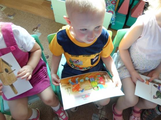 знакомство детей с творчеством маршака