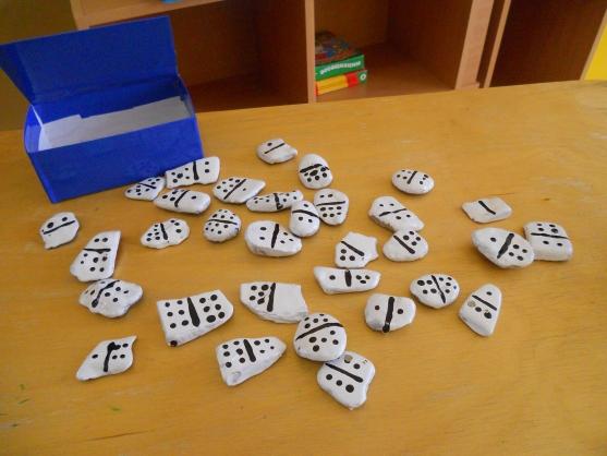 Domino из своими руками 5
