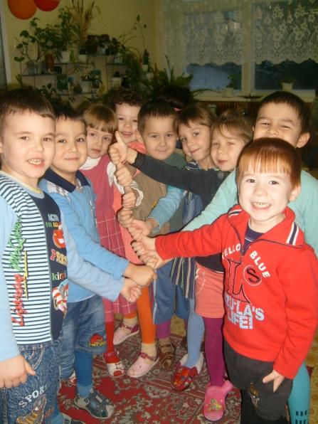 знакомство дошкольников с природными зонами