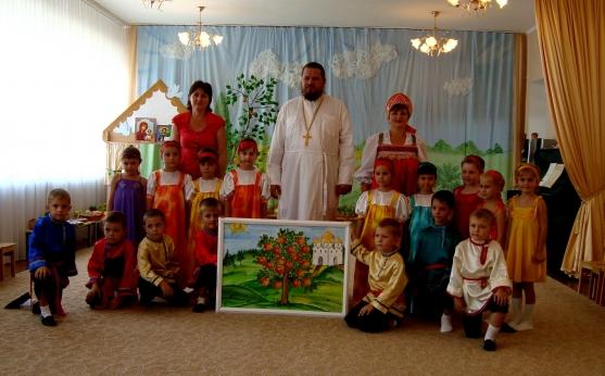праздник знакомства детей группой