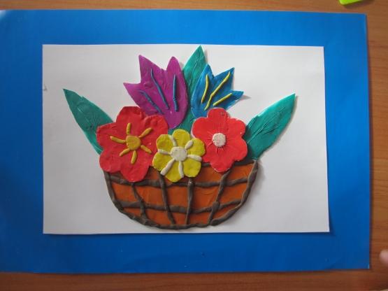 Поделки к весне для детского сада