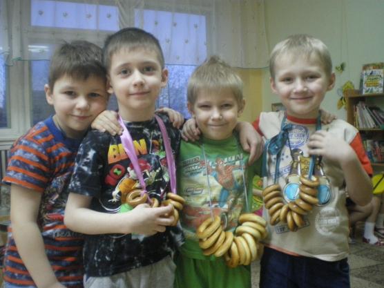 Проект для детей подготовительной к школе группы «Праздник самовара»