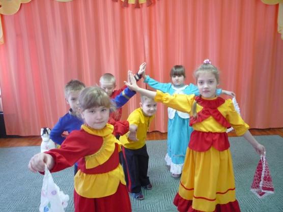 Речевой праздник-развлечение «Кубань — ты наша Родина»