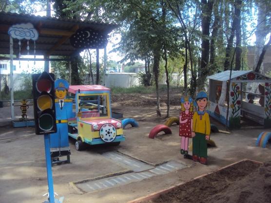 Оформление детского сада на улице своими руками фото 899