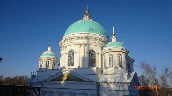 Экскурсия по Храмам Свято-Успенского мужского монастыря Саровской пустыни