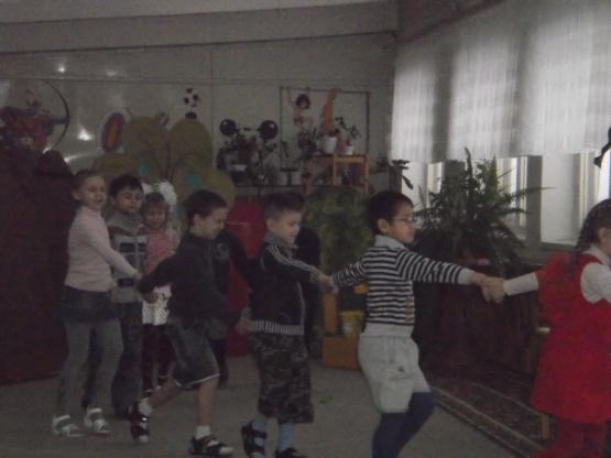 Конспект занятия по развитию личности ребенка