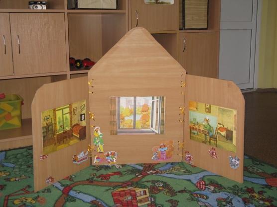 Ширмы своими руками в детском саду фото