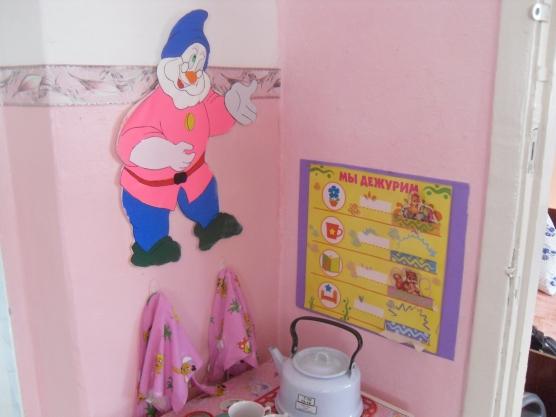 Игровая зона в детском саду оформление 37