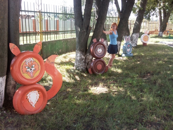 Сказка колобок своими руками для детского сада