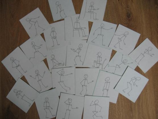 учимся рисовать тело человека: