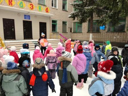 «Пираты на зимнем острове». Спортивный праздник на улице для детей старшего дошкольного возраста