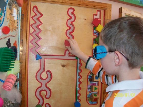 Тренажер в детском саду своими руками