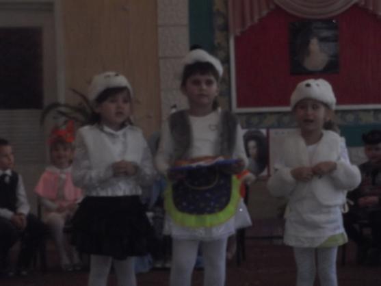 Музыкальная сказка-пьеса для детей старшей группы, посвященная Дню Матери «Маму надо слушать»