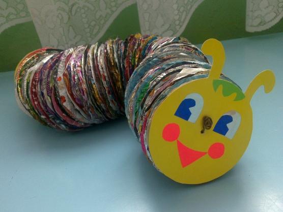 Игрушки своими руками для детского сада на конкурс