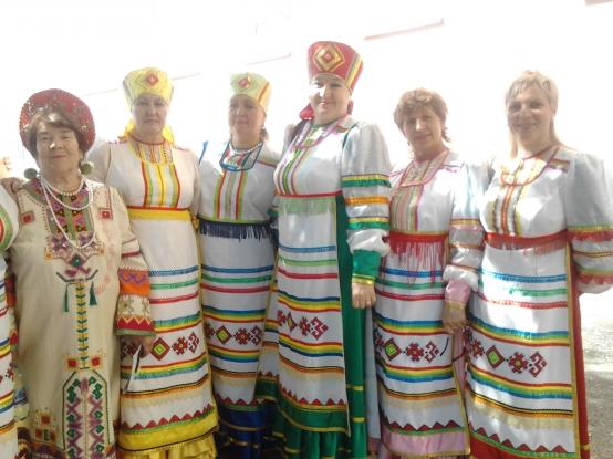 Праздник 1000-летие единения мордовского народа с народами российского государства