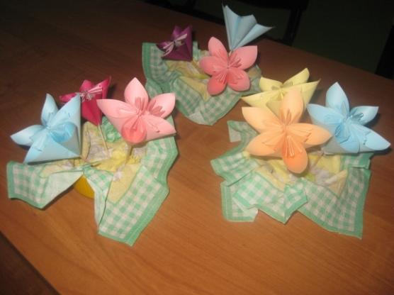 Детские поделки - Подарок маме на 8 марта-1.