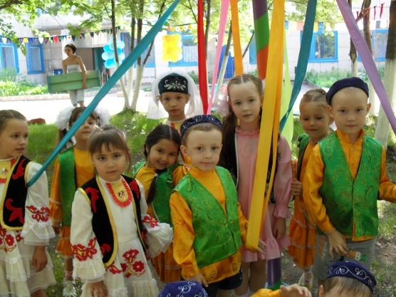 Сценарий на татарском языке