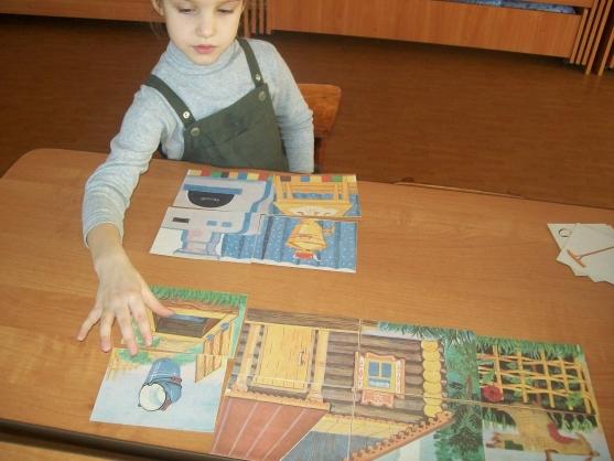 знакомство детей с русским народным фольклором