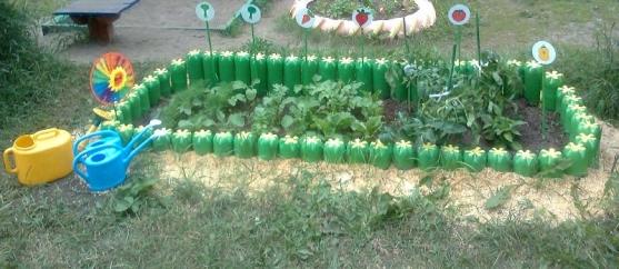 Дорожки из шин для сада и огорода своими руками мастер класс