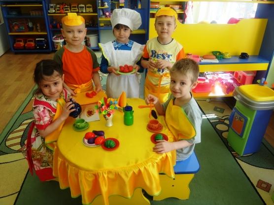 Сюжетно - ролевая игра в детском саду планирование life is feudal your own ore