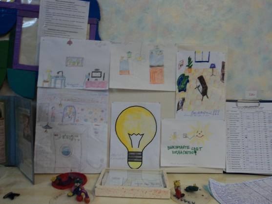 Рисунок как беречь энергию