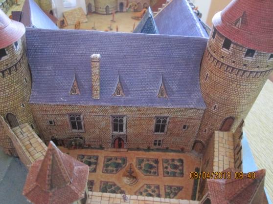Как сделать макет средневекового замка фото 801