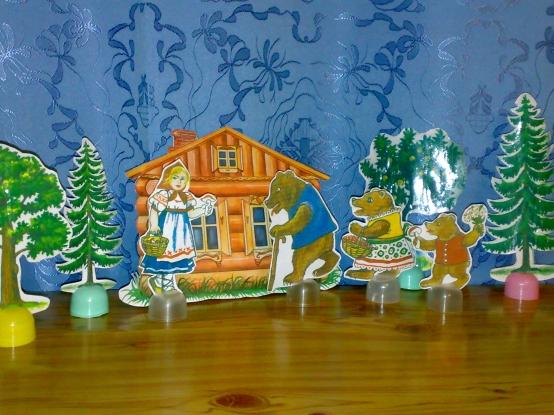 Настольный кукольный театр в детском саду своими руками фото 86