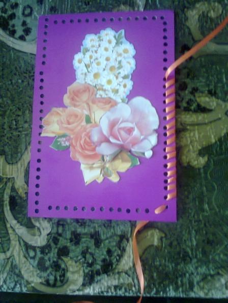 Как сделать маме открытку на 8 марта своими руками