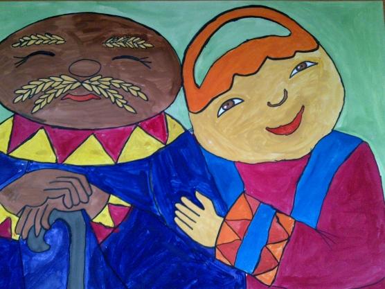 знакомство старших дошкольников с профессией