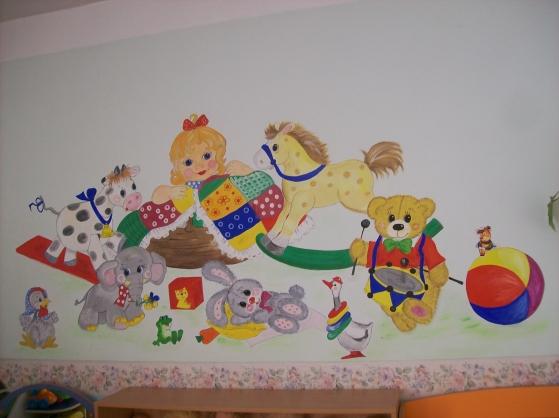 Оформление ясельной группы в детском саду своими руками фото по фгос