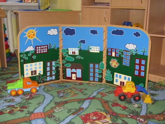 Ширма своими руками фото для детского сада