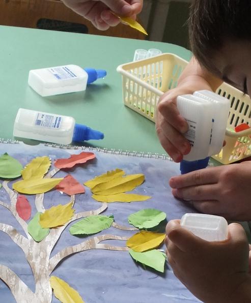 Как нарисовать на мокрой бумаге