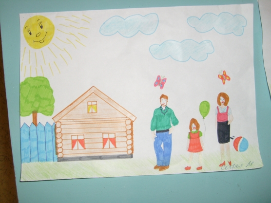 как знакомить детей с понятием семья