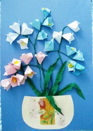 Оригами в композициях - Оригами из бумаги: схемы для начинающих. Оригами