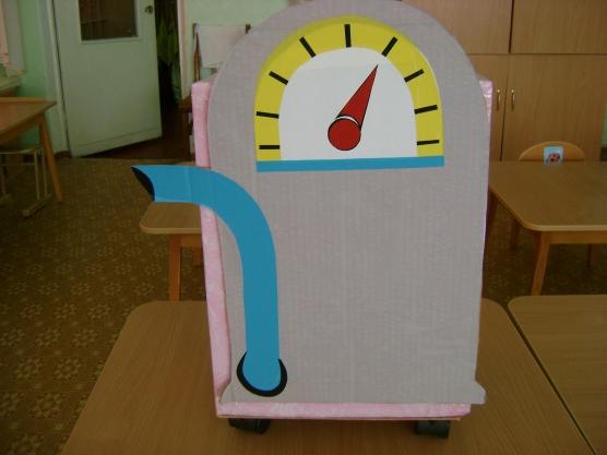 машина времени сделать своими руками 4 класс презентация
