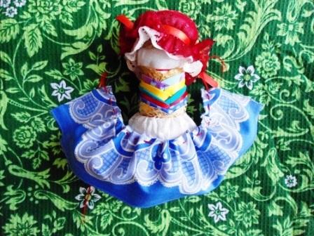 Кукла на удачное замужество