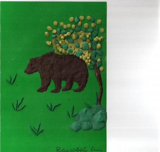 Поделки на тему дикие животные 47