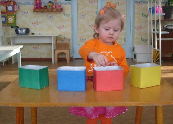 Игры по развитию памяти в младшей группе