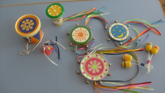 Детский музыкальный инструмент своими руками фото